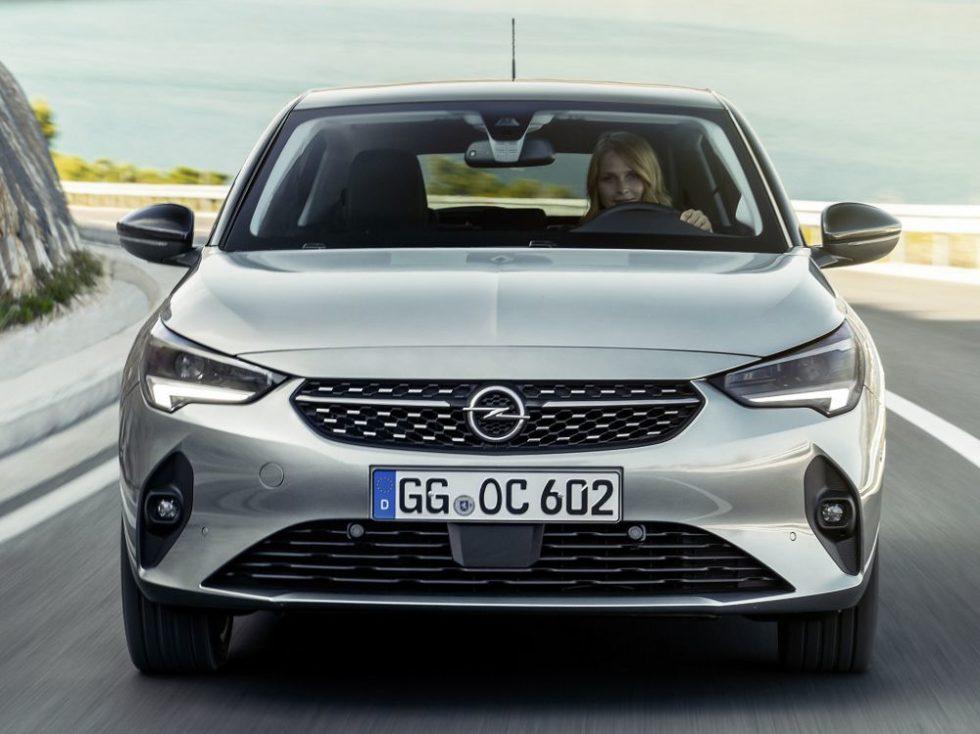 Opel Corsa 2021: фото, цена, комплектации, старт продаж в ...
