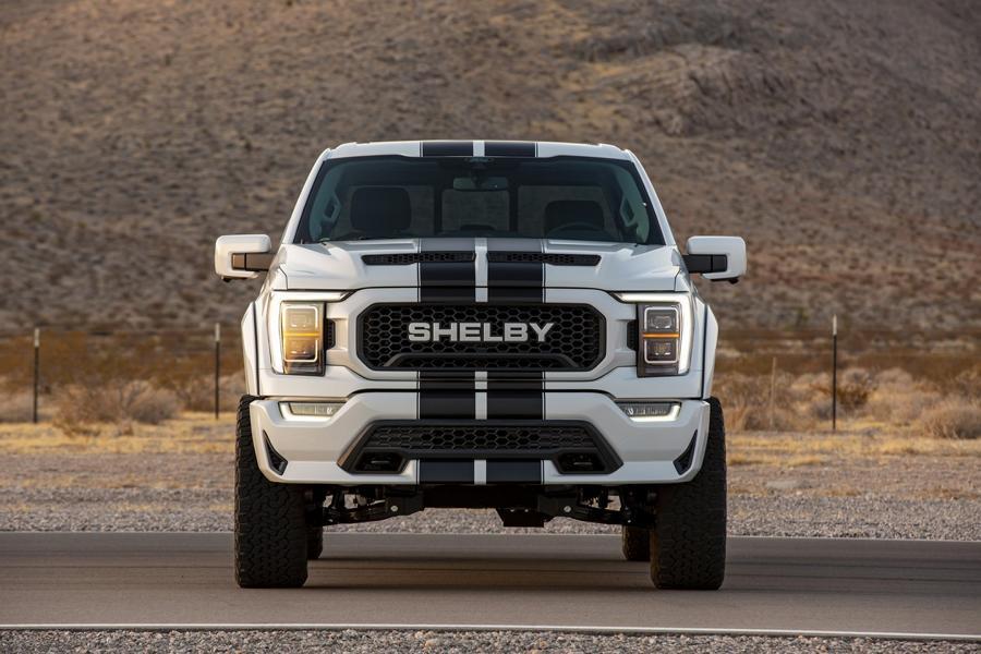 775 HP im brandneuen 2021 Shelby Ford F-150 Pickup!