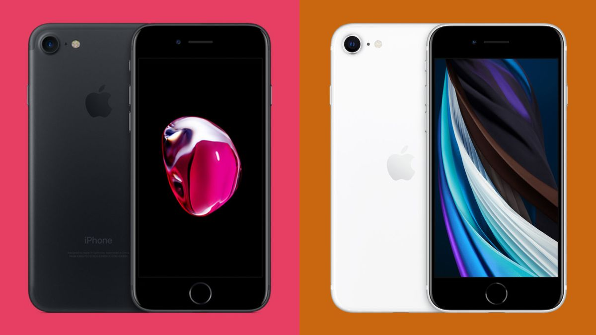 iPhone SE vs iPhone 7: a worthwhile like-for-like upgrade ...