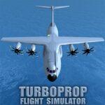 Turboprop Flight Simulator 3D (MOD, Unlimited Money) 1.25 ...