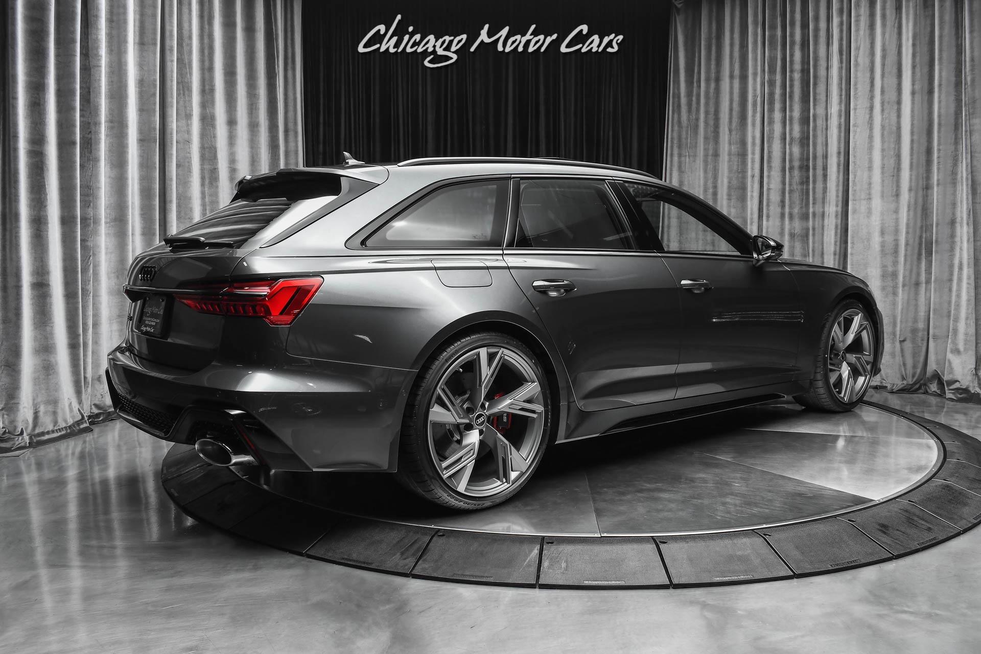 Used 2021 Audi RS6 Avant 4.0T quattro Avant B&O 3D SOUND ...