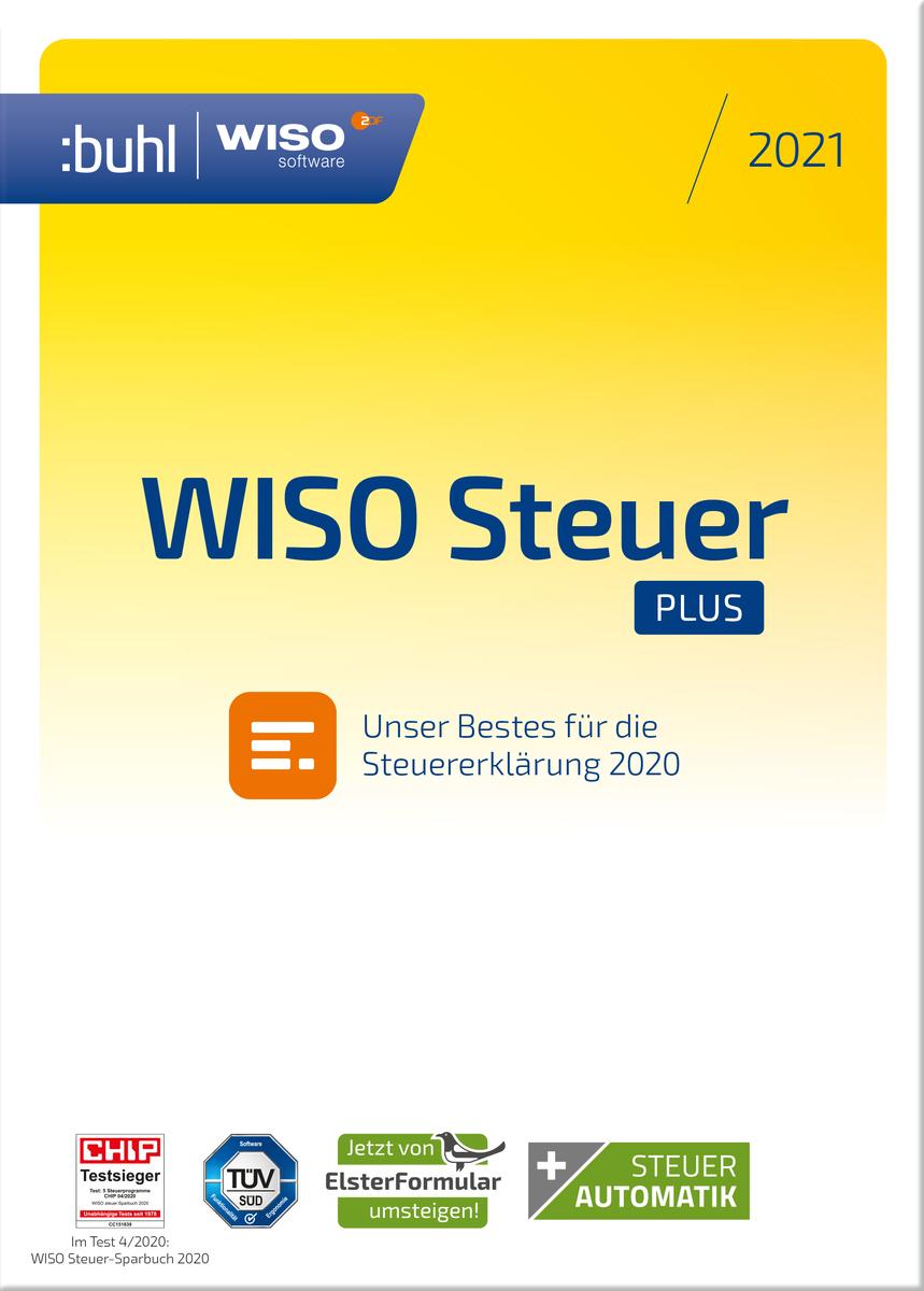 WISO Steuer Plus 2021 - - Dussmann - Das Kulturkaufhaus