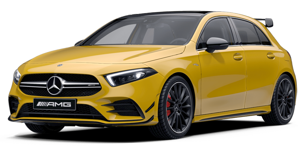 Mercedes-Benz A 35 AMG Leasing Angebote ab 439 € 2021 - Mivodo