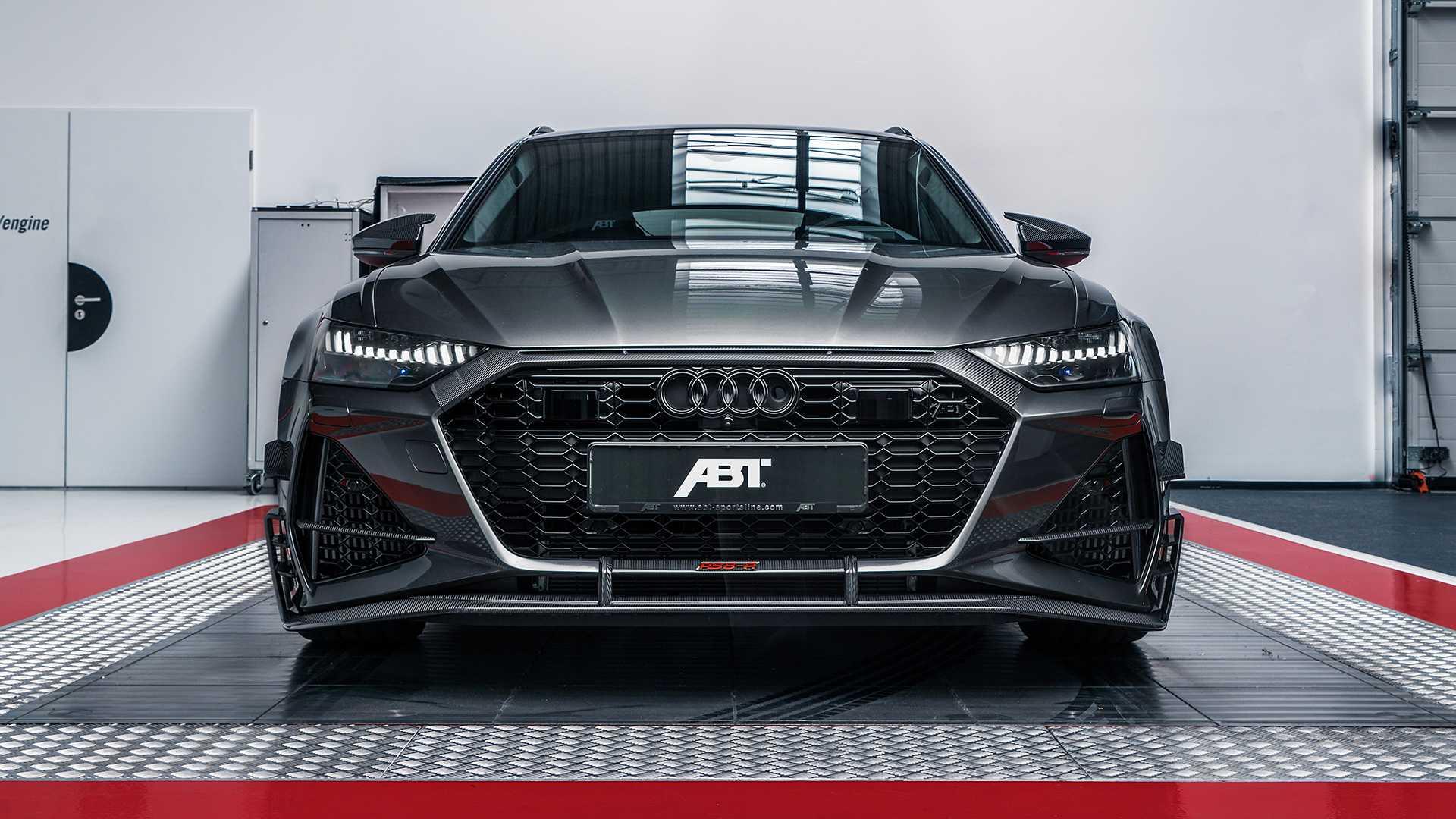 Dit kost de ABT Audi RS6-R in Nederland! - Hartvoorautos.nl