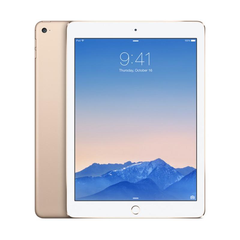 Jual Apple iPad Air 2 16GB Tablet - Gold [Wifi Cellular ...