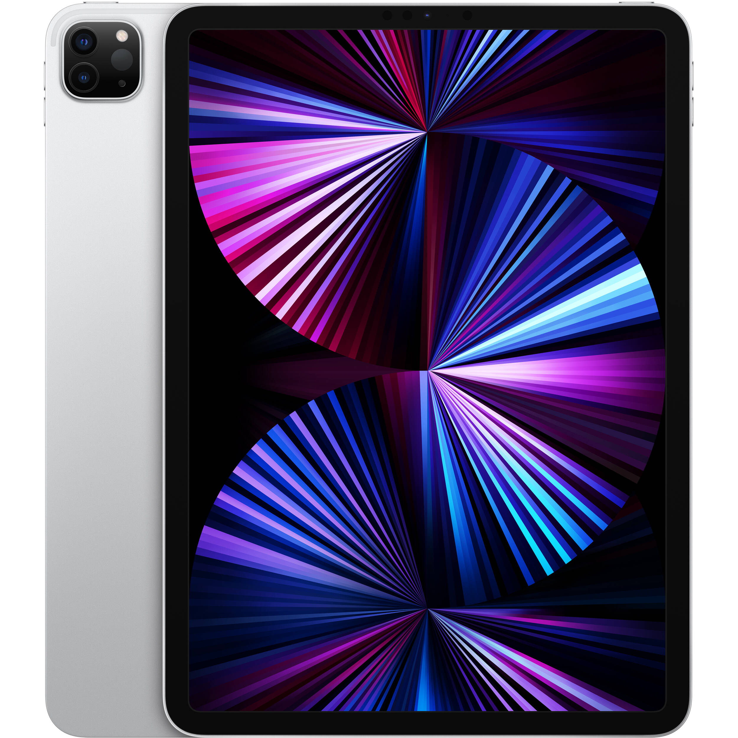 "Apple 11"" iPad Pro M1 Chip MHQX3LL/A B&H Photo Video"