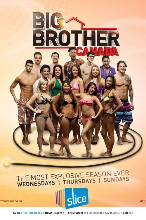 Watch Big Brother Canada Season 1 Full Episodes 123 Free ...