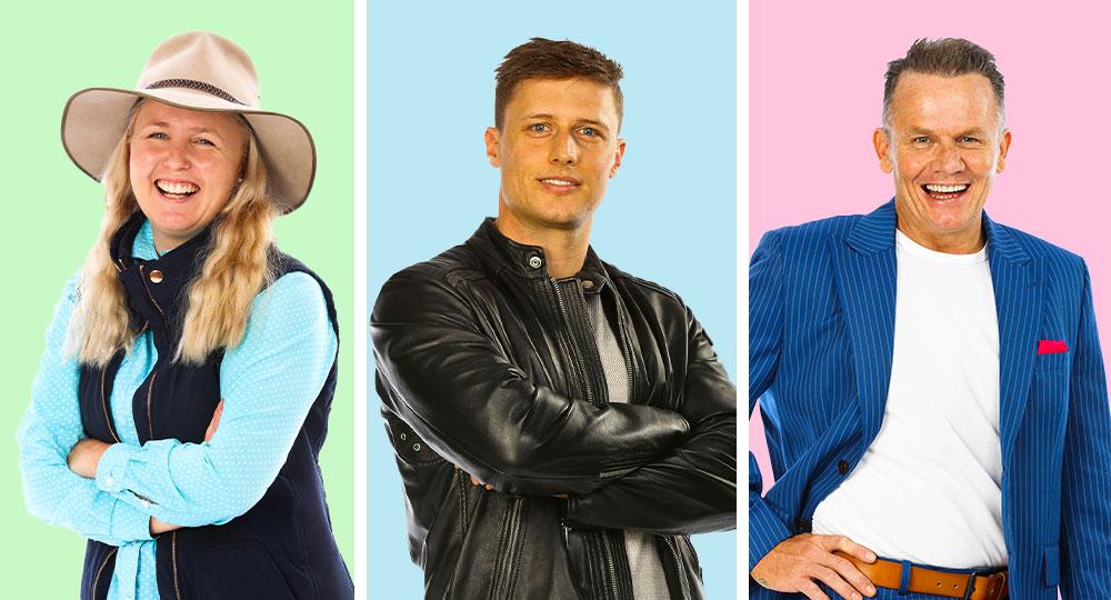 Big Brother Australia 2021: Meet the housemates! - Flipboard