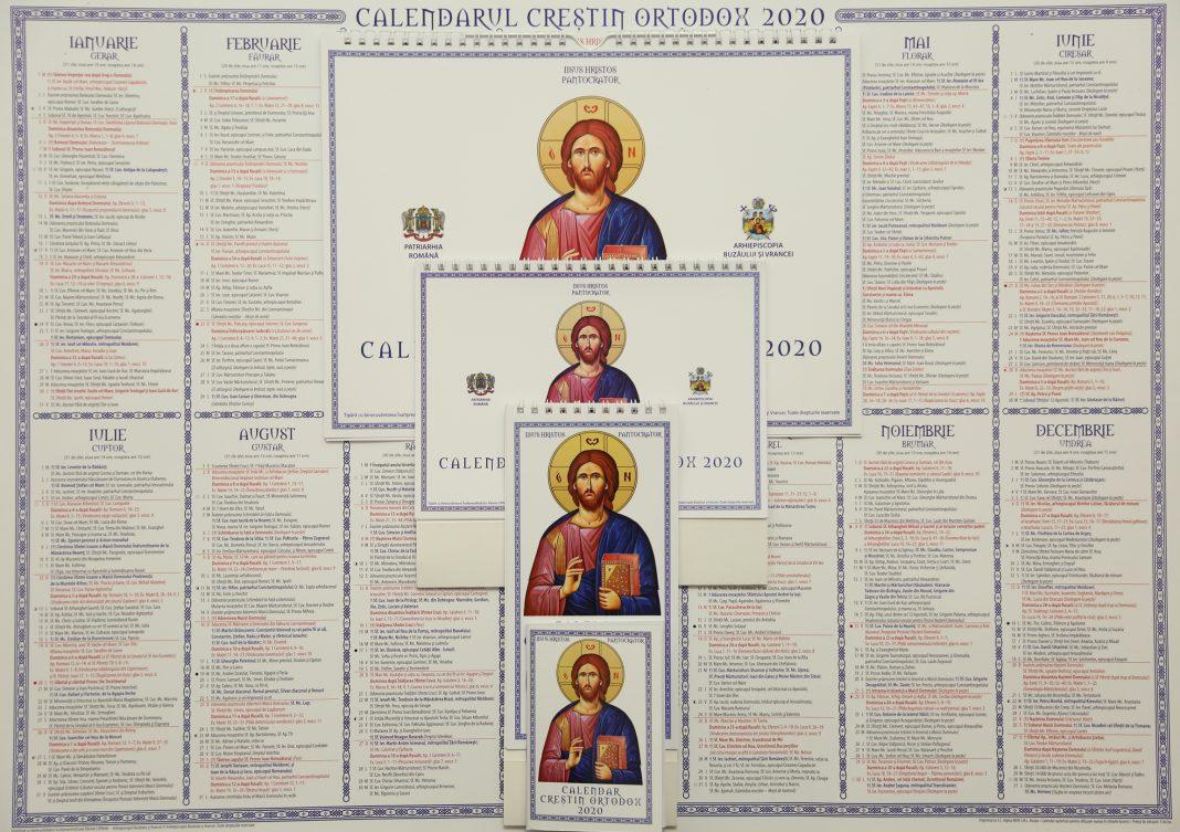 Calendar Crestin Ortodox 2021 Nunti | Calendar 2021