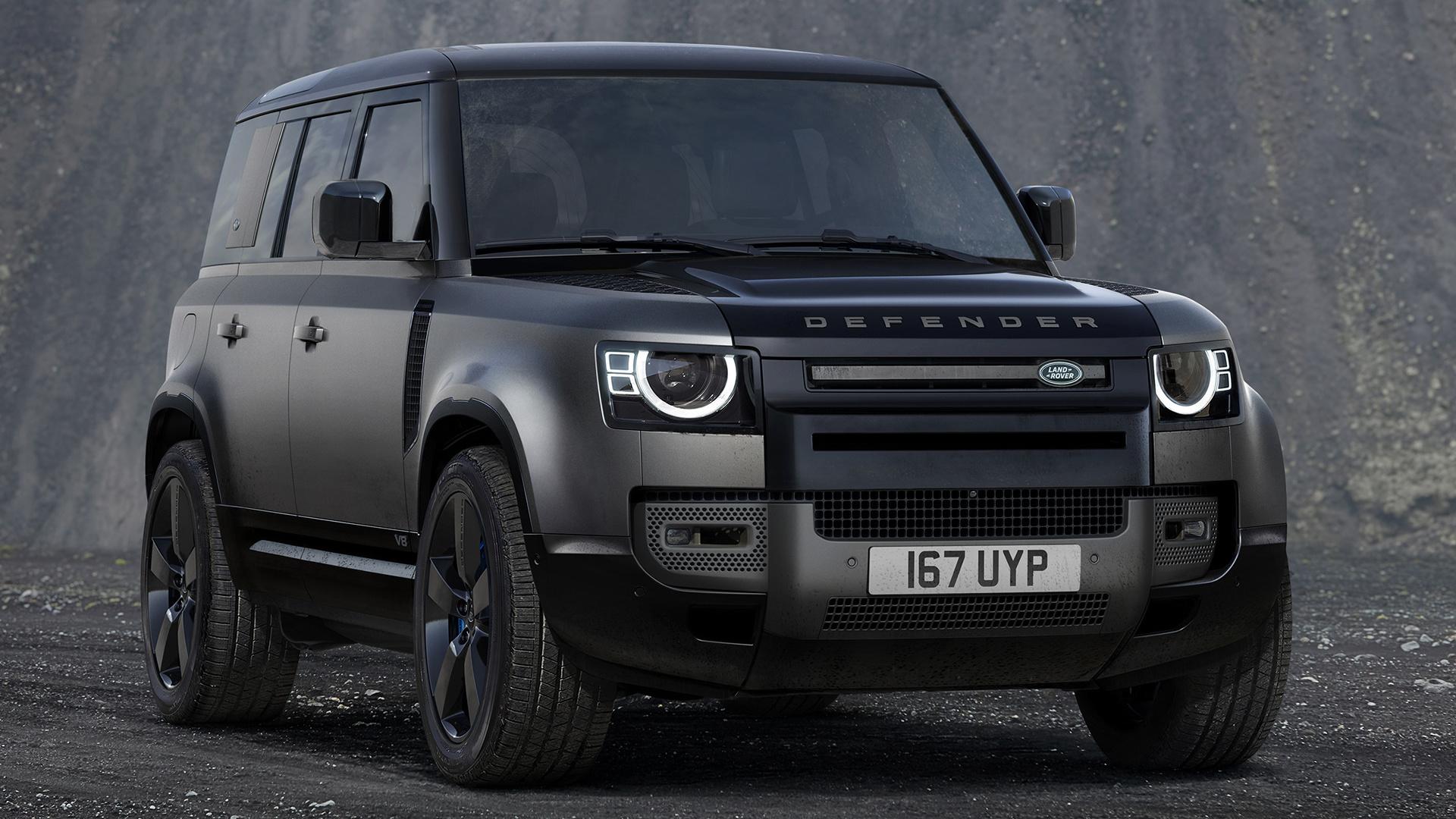 2021 Land Rover Defender 110 V8 Carpathian Edition ...