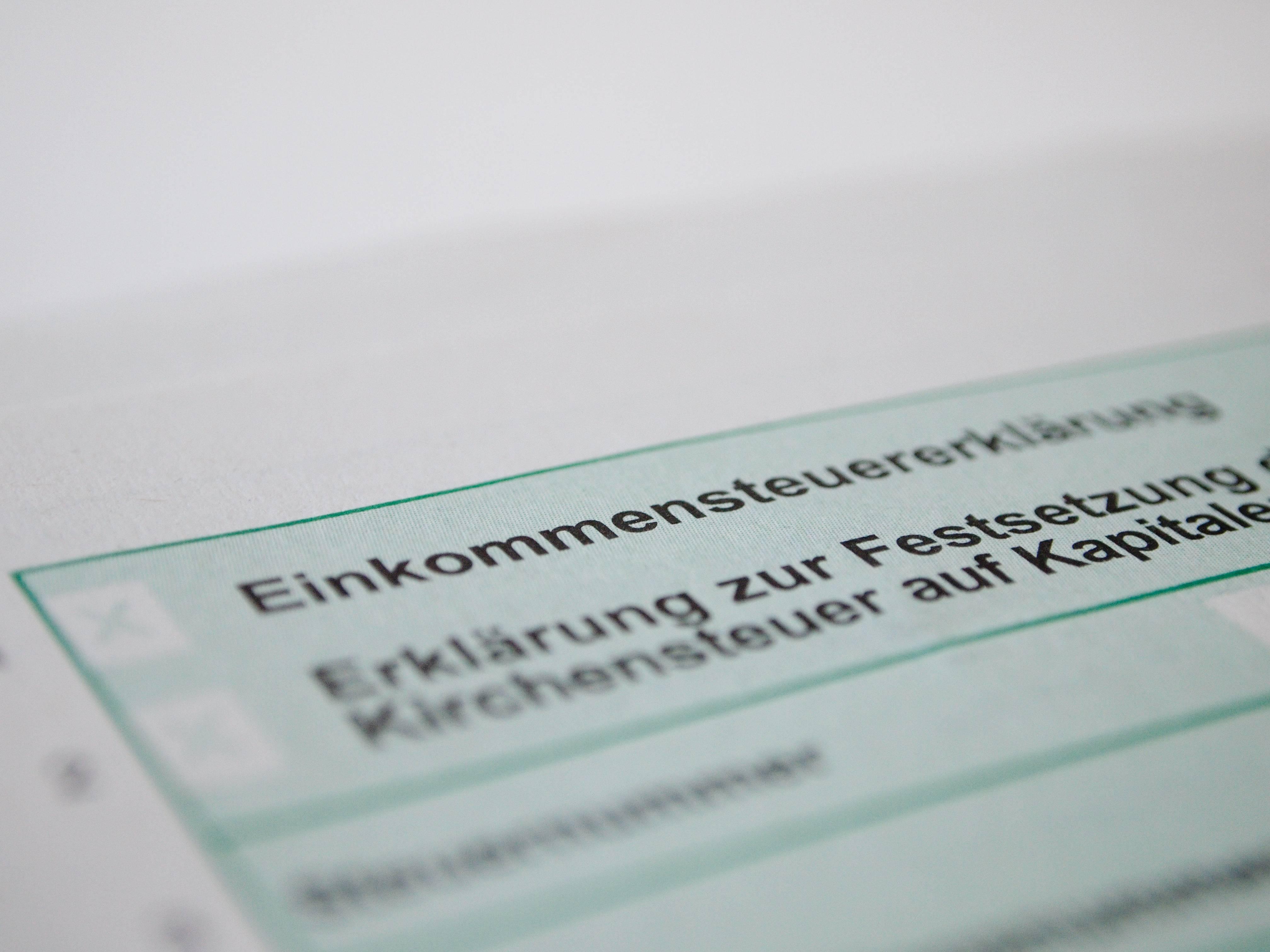 Steueränderungen 2021 - Die Tipps von Stiftung Warentest ...
