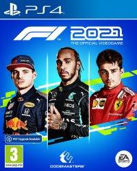 F1 2021 - PlayStation 4 - Discshop.se