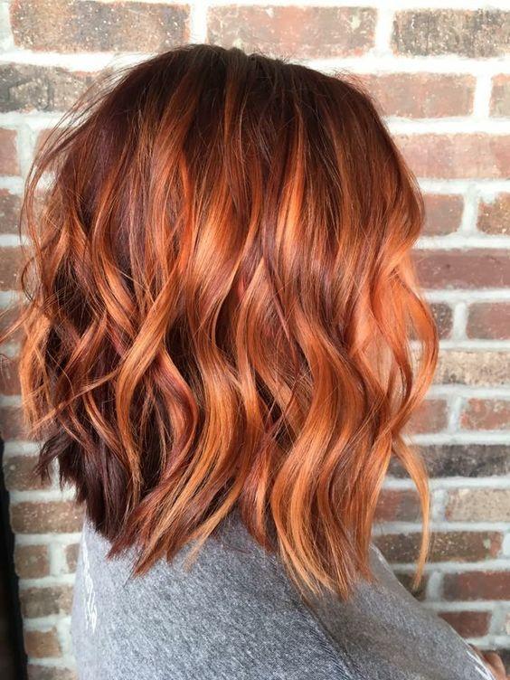 Frisuren Und Haarfarben 2021