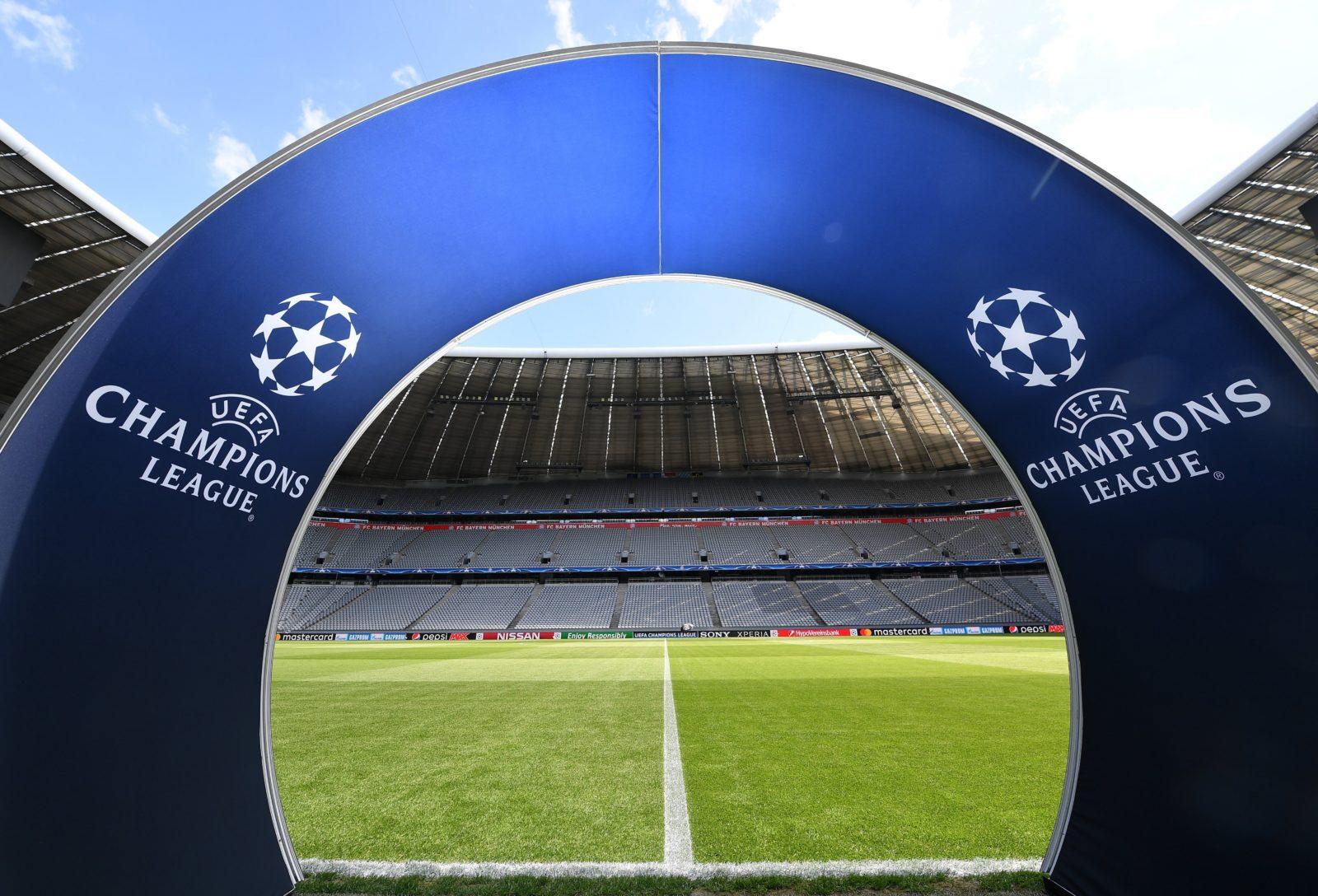 Les stades des finales de l'UEFA Champions League 2021 ...