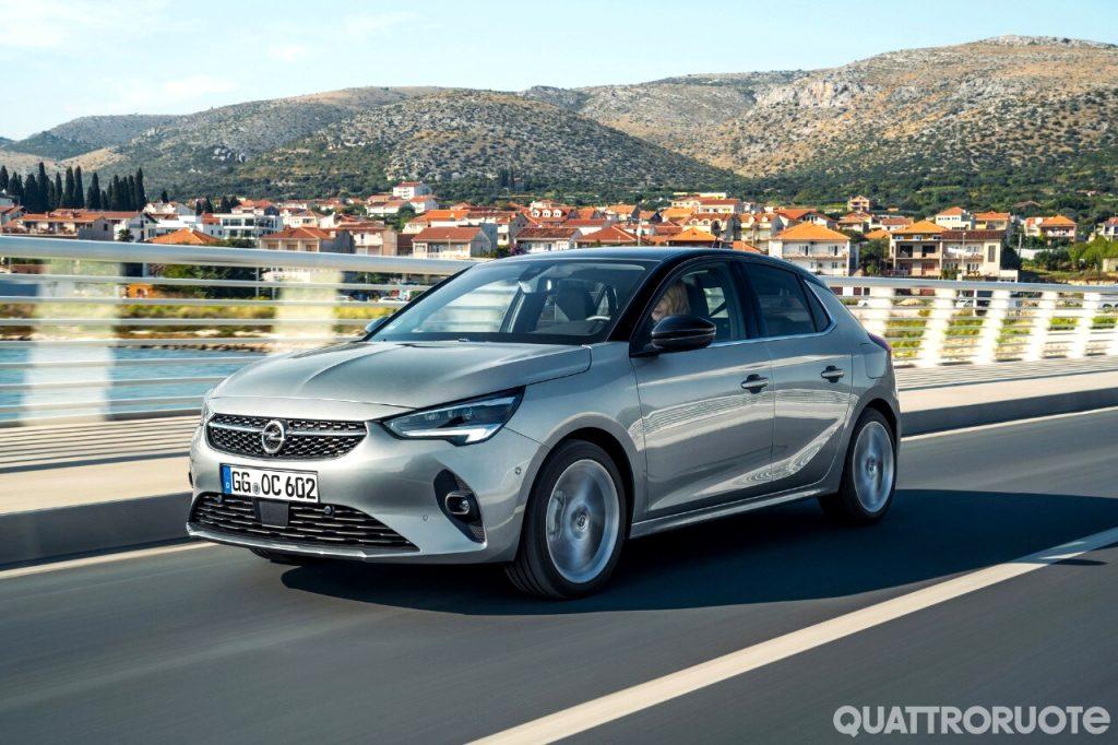Opel Corsa 2021 Quattroruote