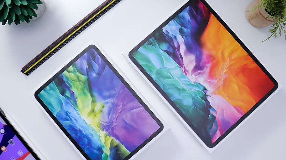 Ridiculously powerful 2021 iPad Pro may drop this month ...