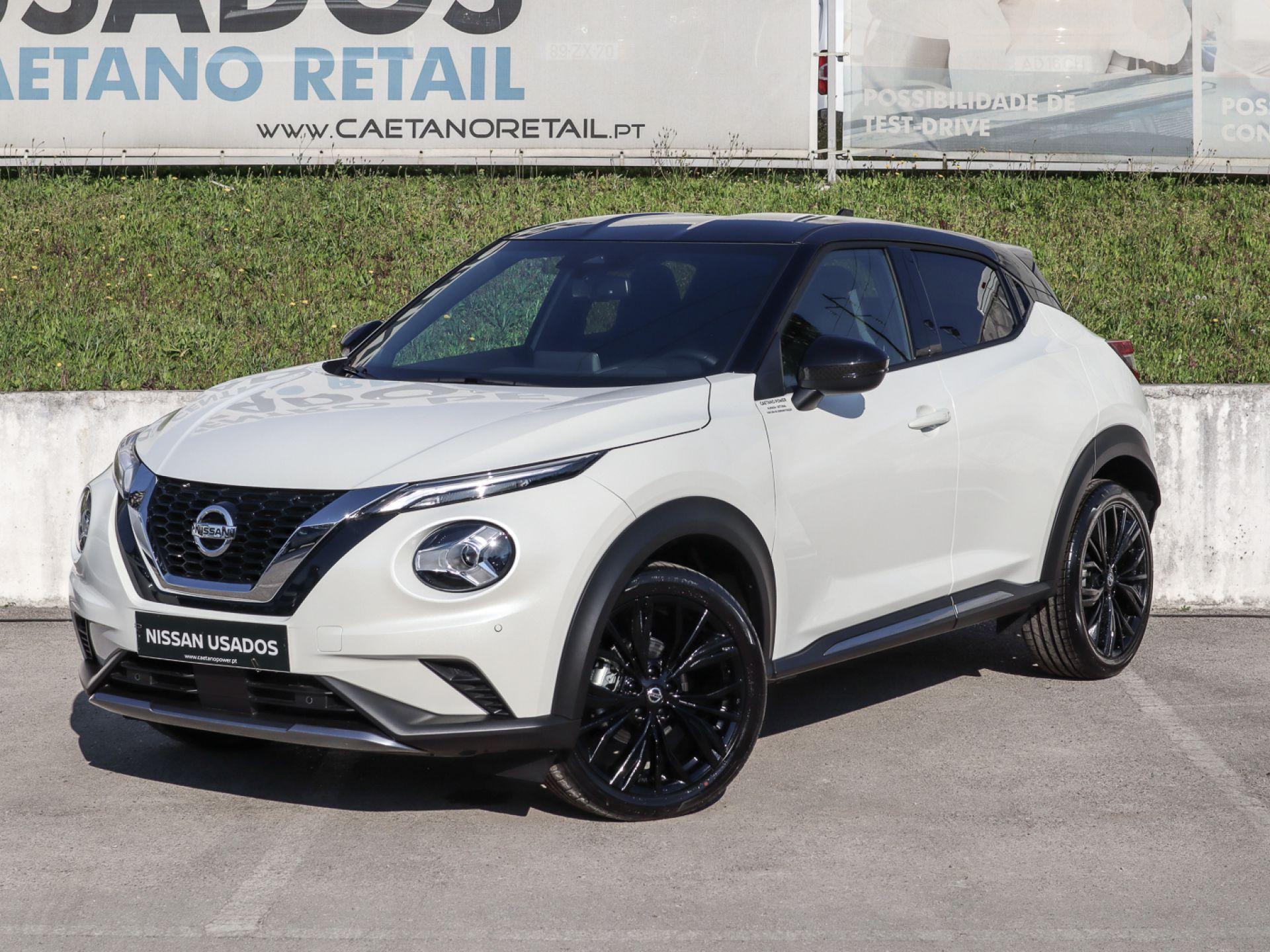 Nissan JUKE de Segunda Mão - 2021 5000 km 🥇