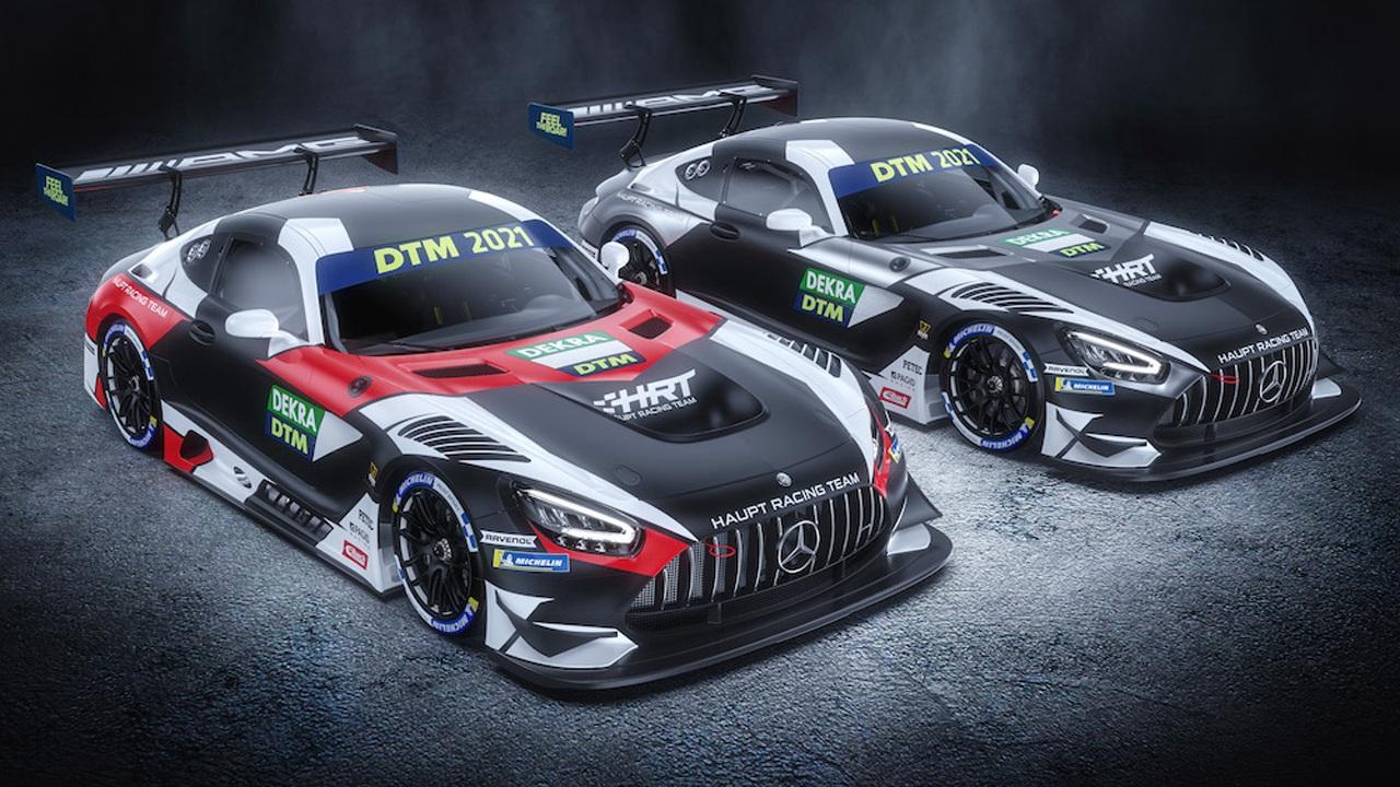 Haupt Racing Team aterriza en el DTM 2021 con dos Mercedes ...
