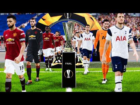 UEFA EUROPA LEAGUE FINAL 2021 - Manchester United vs Tottenham