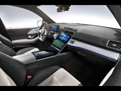 MBUX im Mercedes-Benz (W223) 2021 S-Klasse mit Mega Screen ...