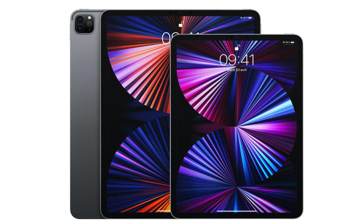 L'iPad Pro M1 (2021) est disponible à l'achat ...