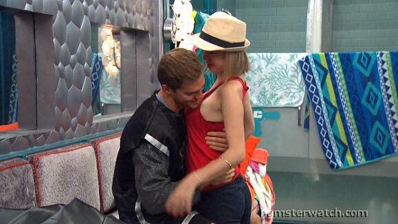 Big Brother USA 17: Is Clay Honeycutt dumping Shelli Poole ...
