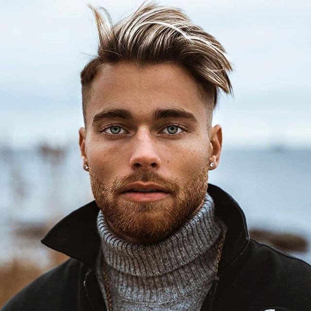 Männer Frisuren 2021 Trend