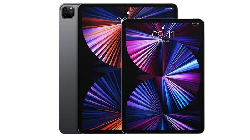 iPad Pro 2020 ou 2021 : quelles sont les différences