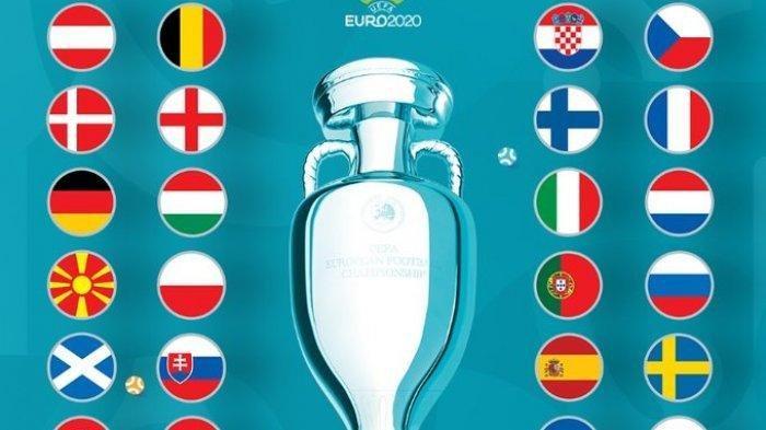 Jadwal Euro 2020 - Laga Pembuka Turki vs Italia 11 Juni ...