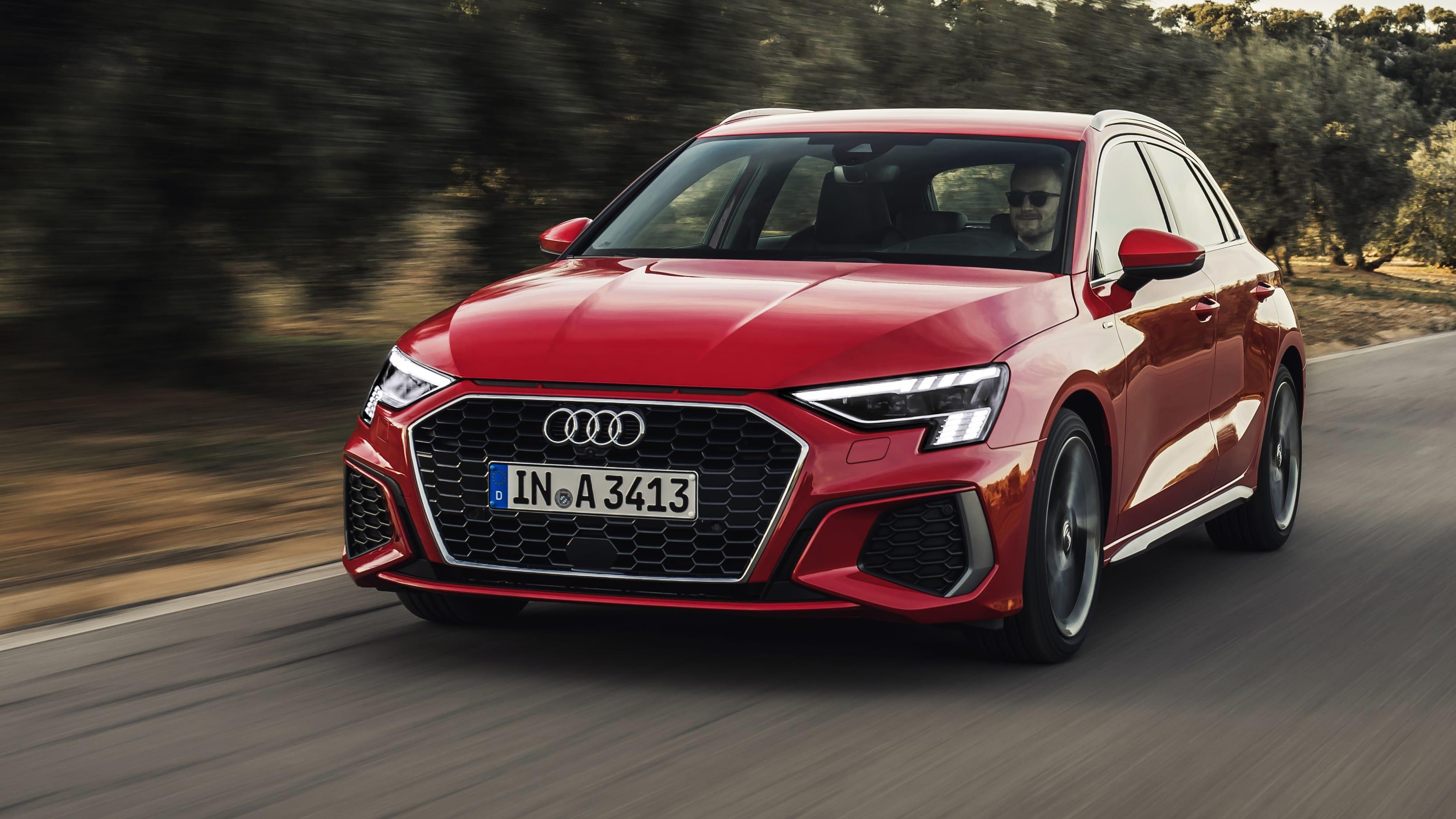 Audi A3 S Line 2021