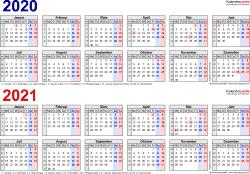 Kalender 2020 Rlp Zum Ausdrucken Kostenlos