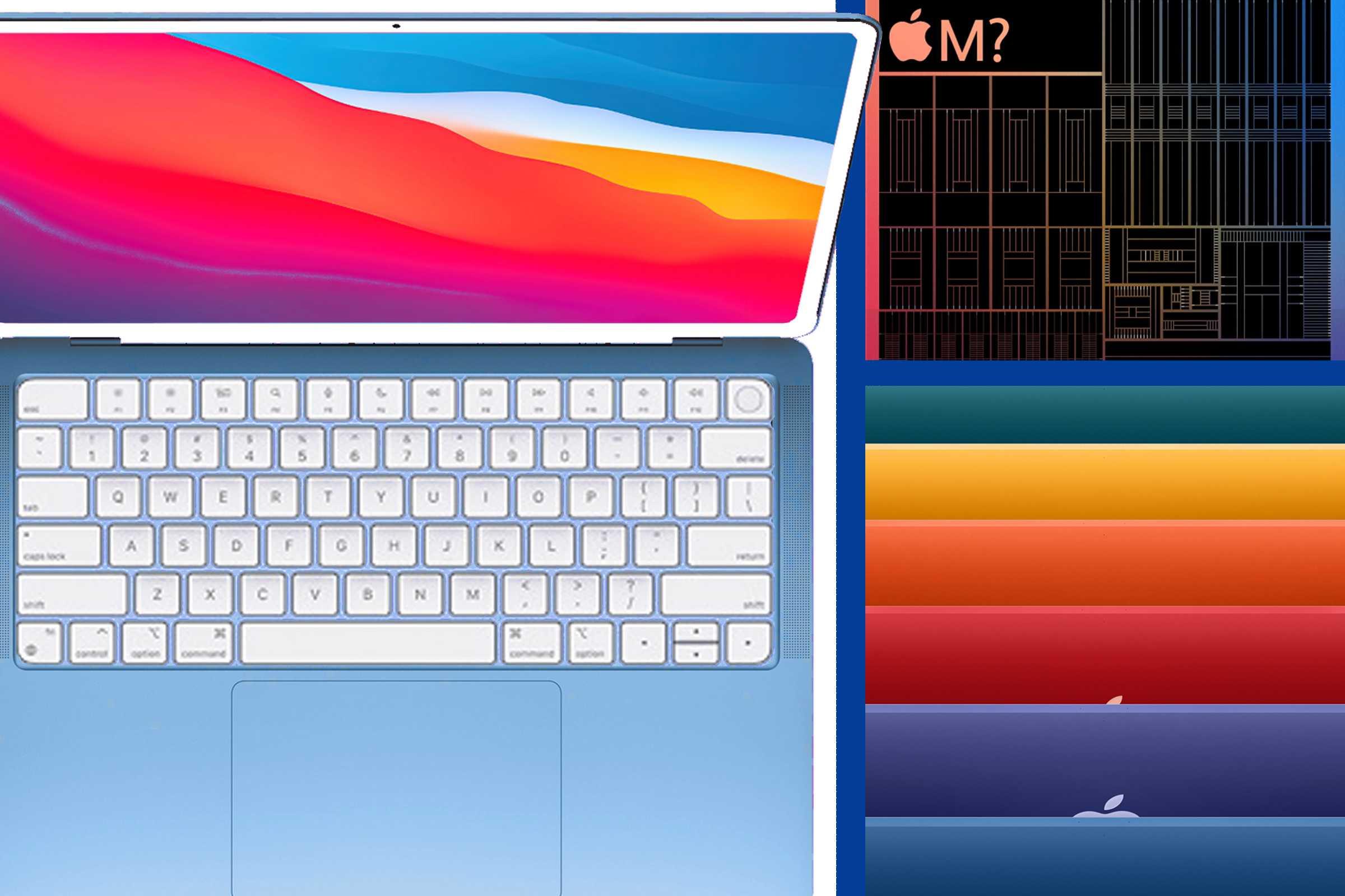 2021 MacBook/MacBook Air: Specs, colors, design, price ...