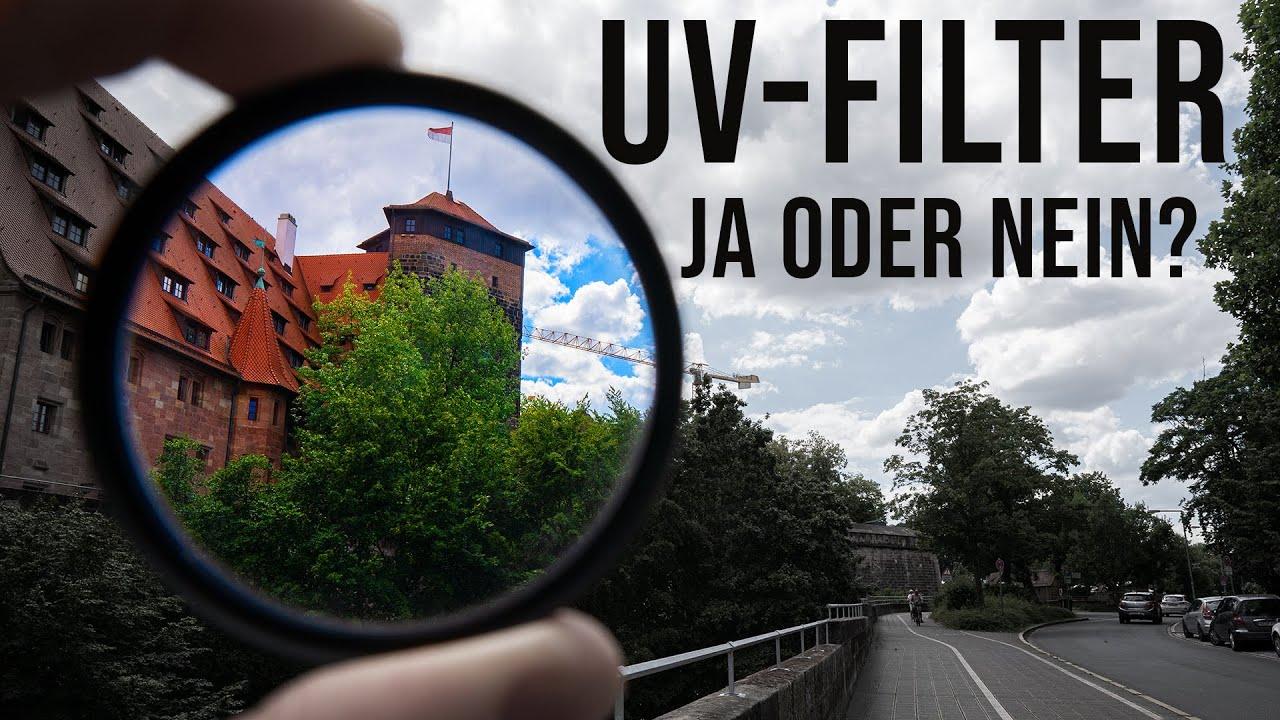 UV Filter Ja oder Nein?! Wann ist er sinnvoll? 2021 - YouTube