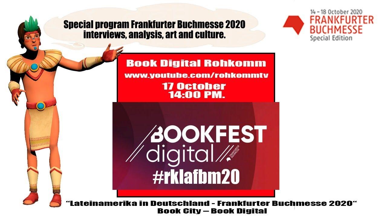 Special program Frankfurter Buchmesse 2020 - YouTube
