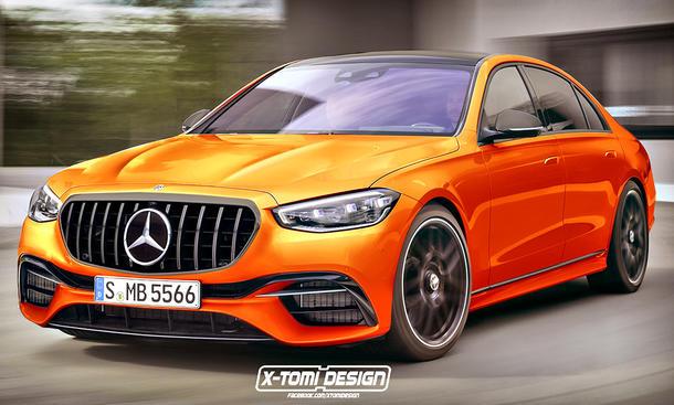 Mercedes-AMG S 63 e (2021): Preis/Innenraum | autozeitung.de