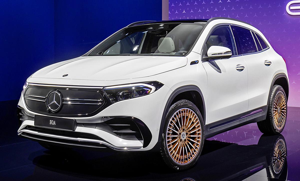 Mercedes EQA (2021): Preis & Reichweite | autozeitung.de