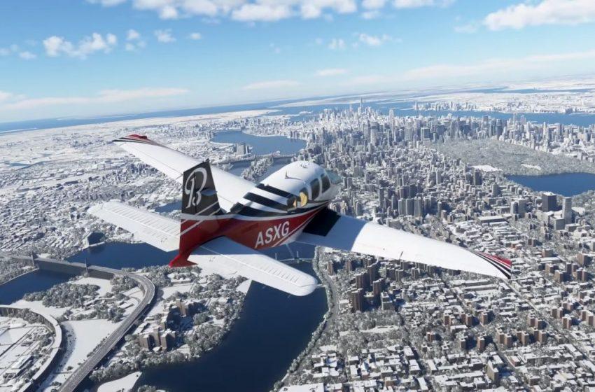 Microsoft Flight Simulator е една од најиграните игри на ...