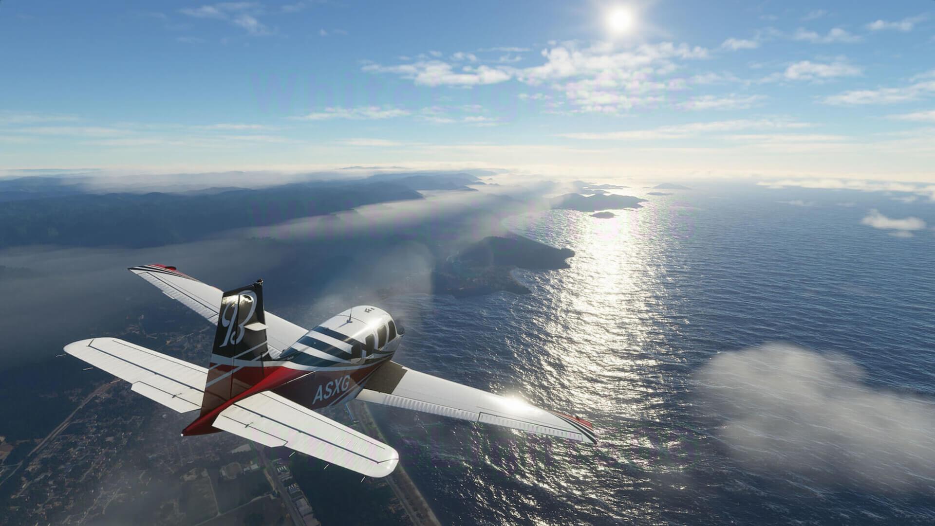 Microsoft Flight Simulator chega para Xbox Series X|S em ...