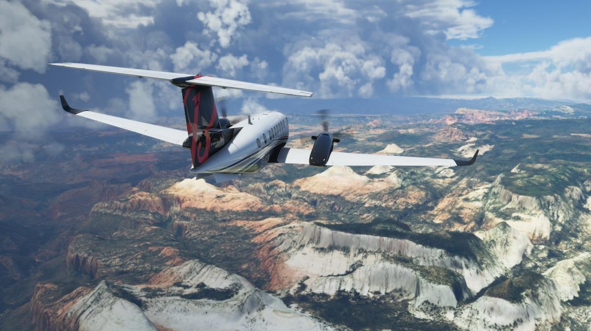 The Game Awards 2020: Microsoft Flight Simulator arrives ...