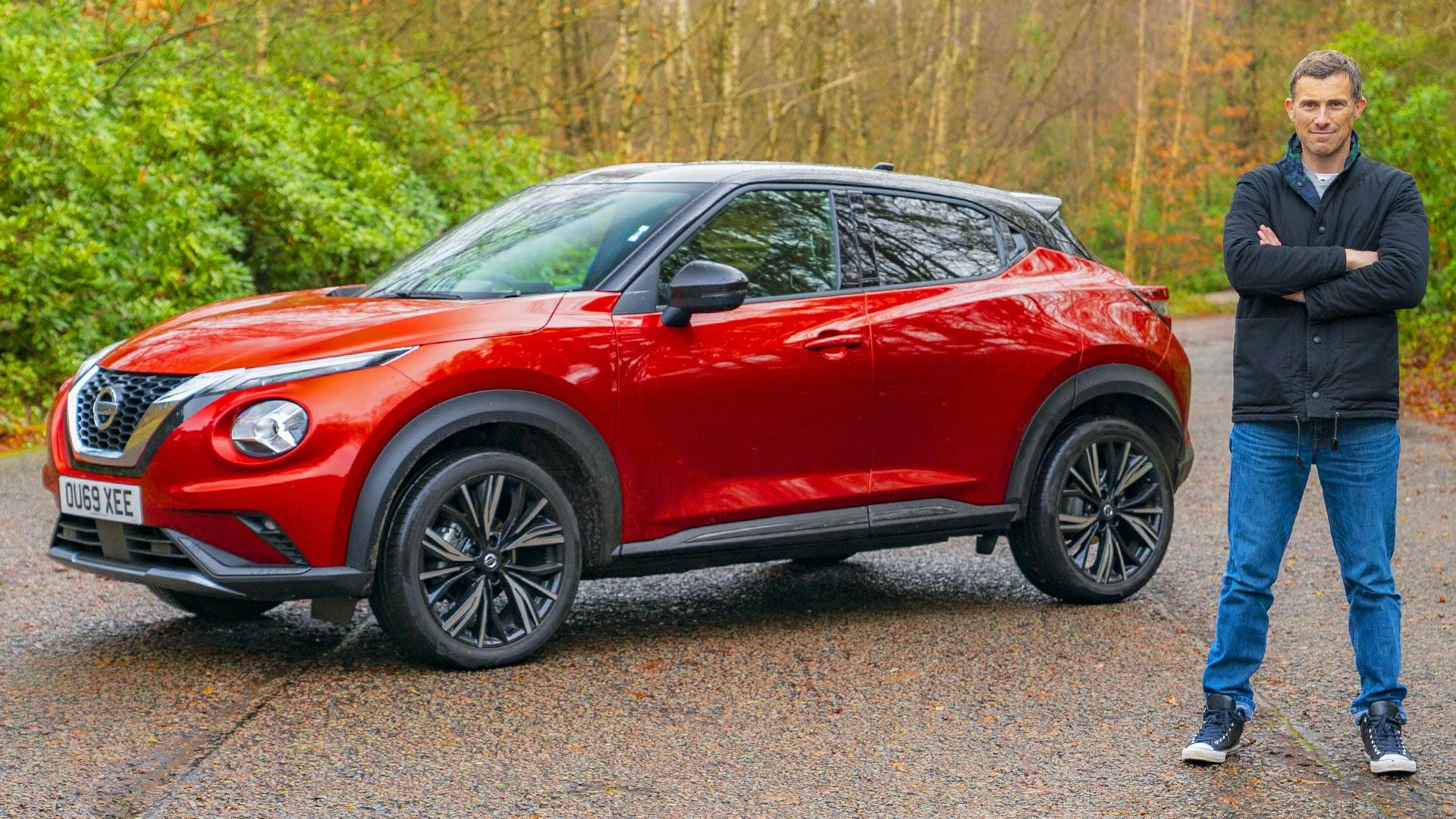 Nissan Juke Review 2021 | carwow