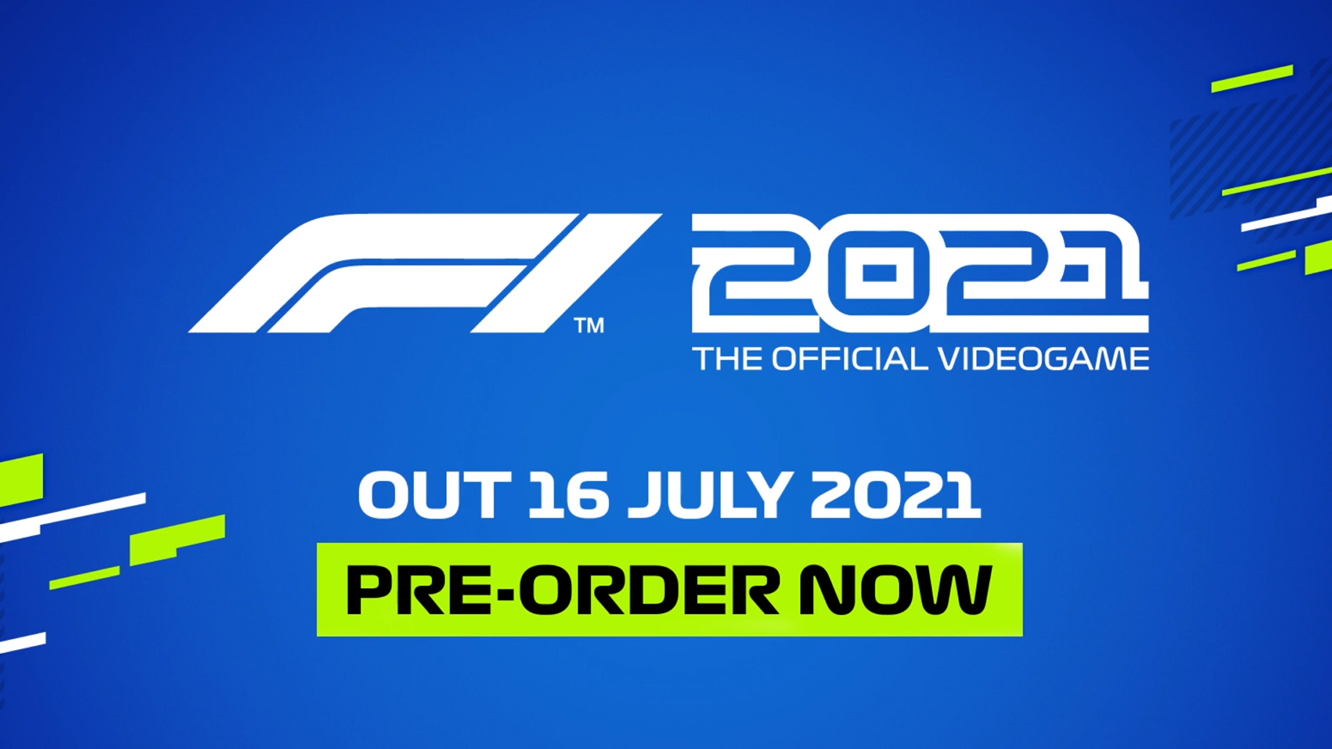 F1 2021 to launch in July - On Digital Shop