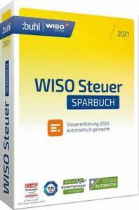WISO Steuer-Sparbuch 2021 Steuer Programm Software ...