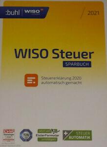 :buhl WISO Steuer-Sparbuch 2021 - für die Steuererklärung ...