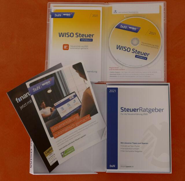 WISO Steuer Sparbuch Finanz-Software günstig kaufen | eBay
