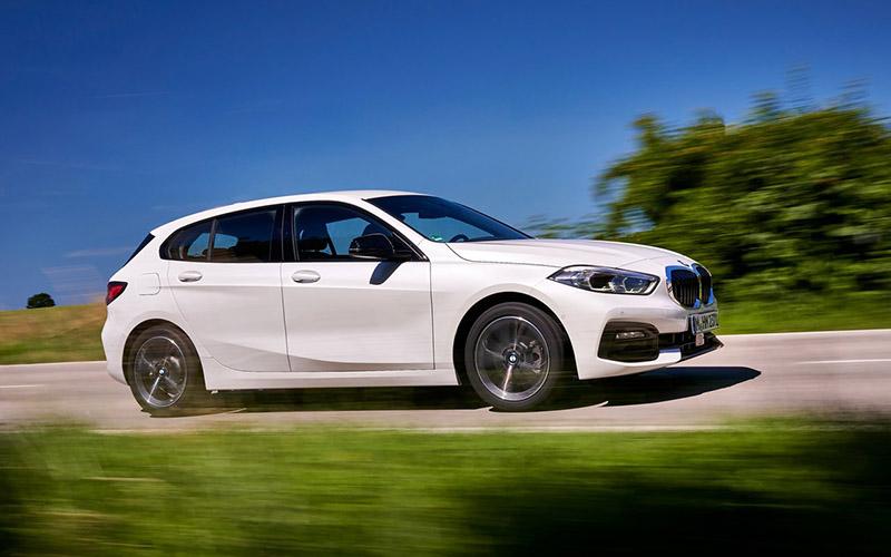 BMW Serie 1 2021 Reseña - El hatchback es la opción ideal