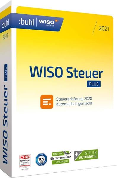WISO Steuer: Plus 2021 -| Blitzhandel24 - Software günstig ...