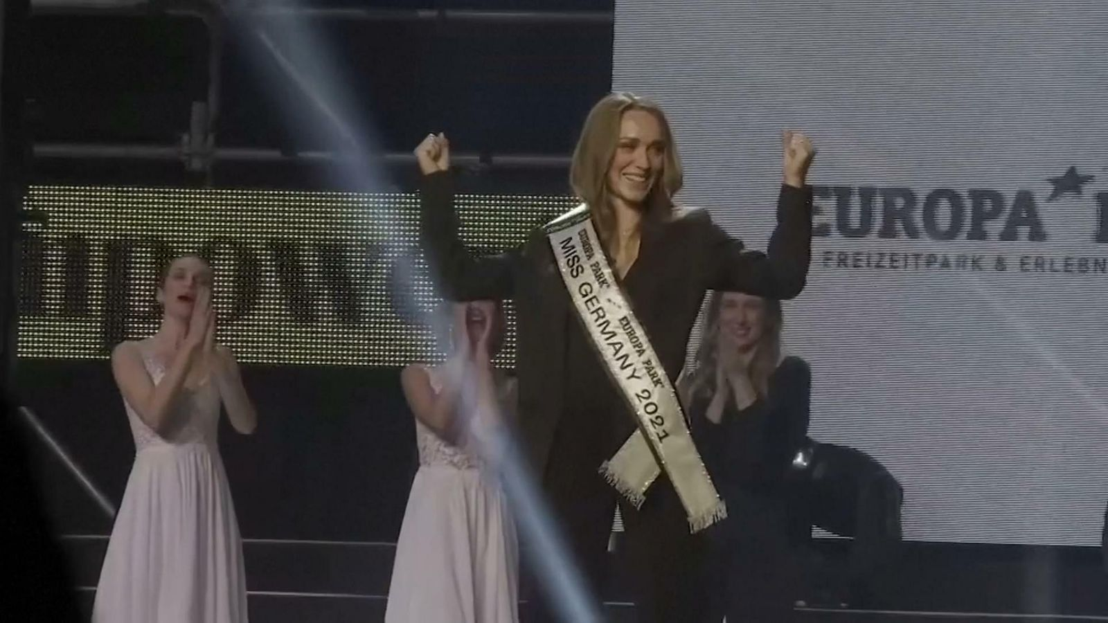 Mother-of-two wins 'empowering' Miss Germany 2021 show ...