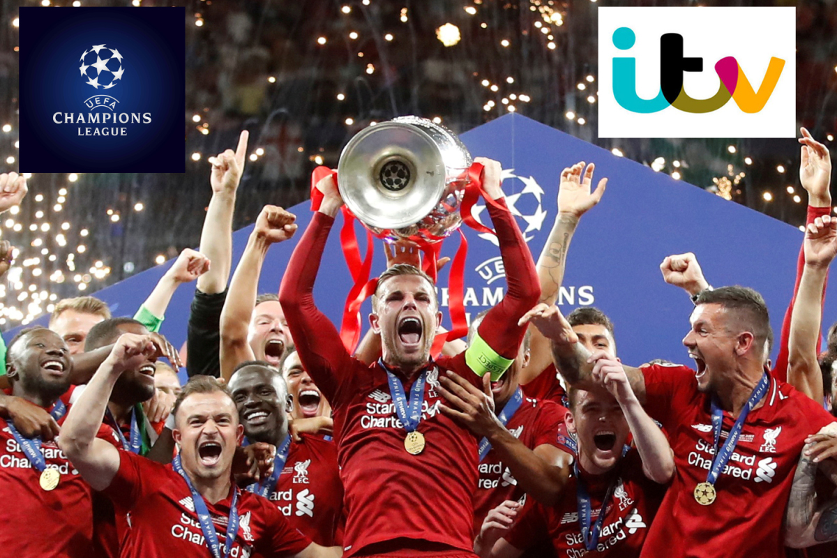 Champions League football could return to ITV for 2021-22 ...