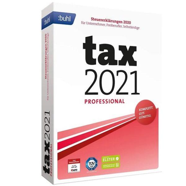 Buhl Tax 2021 Professional Steuerprogramm (Privat ...