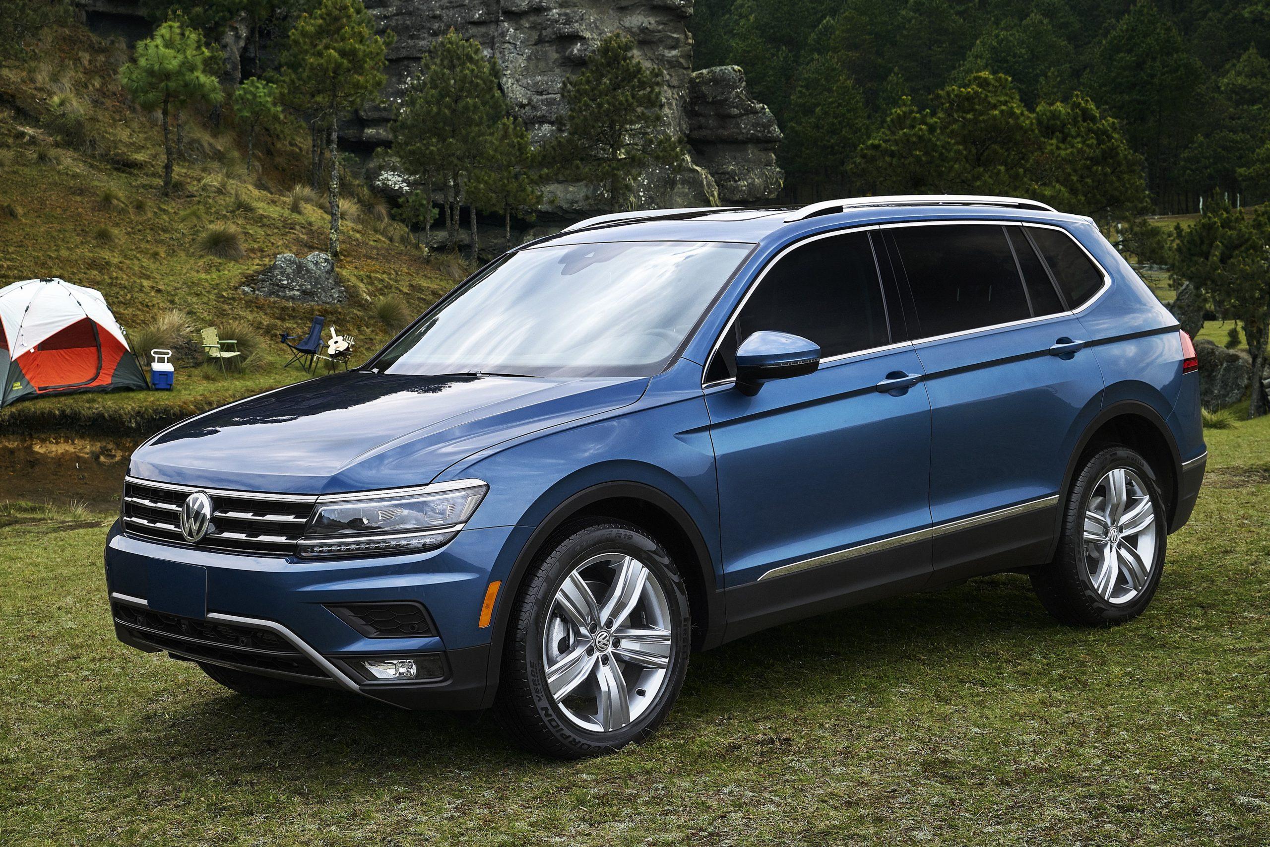 2021 Volkswagen Tiguan Lease Deals, Pictures, Recalls ...
